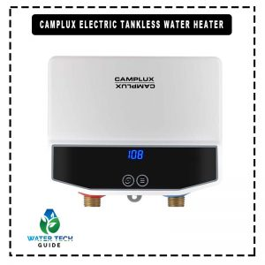 Camplux Electric Tankless Water Heater