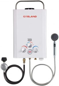 Gasland outdoor Tankless Water Heater
