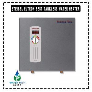 best tankless water heater brands