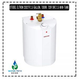 Stiebel Eltron 233219 2.5 gallon, 1300W, 120V SHC 2.5 Mini-Tank