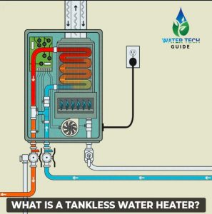 How Does a Tankless Water Heater Works