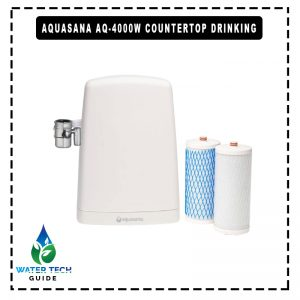 Aquasana AQ-4000W Countertop Drinking