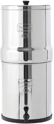 Imperial Berkey Gravity-Fed Water Filter