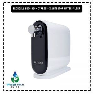 Brondell H630 H20+ Cypress Countertop Water Filter System