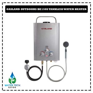 GASLAND Outdoors BE158S Tankless Water Heater