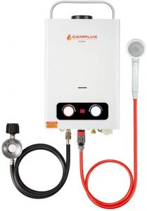 Camplux BD264N Tankless Propane Water Heater