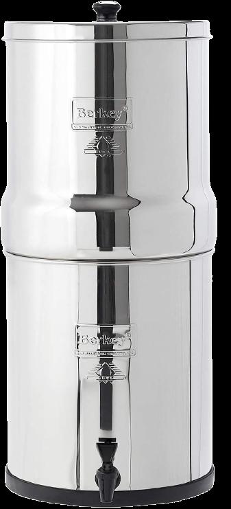 Big Berkey Gravity-Fed Water FilterBig Berkey Gravity-Fed Water Filter