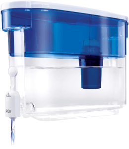 PUR Classic Water Filter Pitcher Dispensers