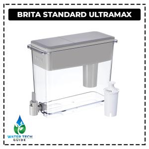 Brita Standard UltraMax Water Filter Dispenser